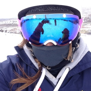 Cold day at the Australian Interschools SnowSports Championships